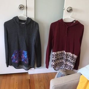 2 On The Byas Men's sweaters
